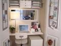 小空间也能腾出个小小工作区!